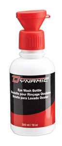 Eye Wash Bottle with Eye Cup - 2 PK, Empty - Dynamic - FAEWB16