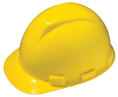 Tremblant Hard Hat w/ Ratchet - CSA, Type 1 - Dynamic HP741/R Yellow