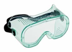 Dynamic Guardian Goggle - Green/Clear (12PK)