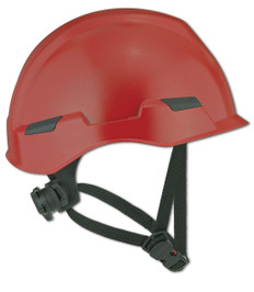 Rocky Rescue Hard Hat w/ Sure-Lock Ratchet - CSA, Type 2 - Dynamic HP142R Red