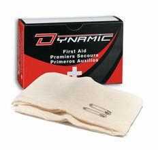 """Dynamic First Aid Triangular Bandage Cotton 40"""" X 56"""" - 6 Units"""