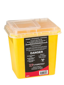 Dynamic Sharp Container 3L