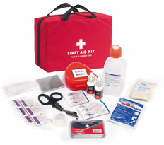 Dynamic First Responder First Aid Kit in Nylon Bag