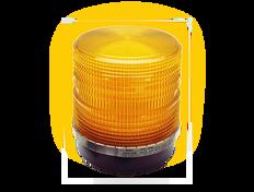 Heavy Duty, Medium Profile Strobe | SWS Warning Lights