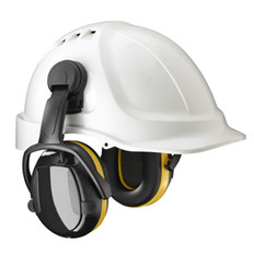 Active allows you to communicate with your collegues, hear warning signals and other important information while protected from hazardous noise. The Level Dependent microphones provides perfect directional hearing and the Electronic Protection System limits all sounds to a safe sound level.  Ergonomic design, replaceable headband and ear cushions contribute to high comfort and increased wear time.