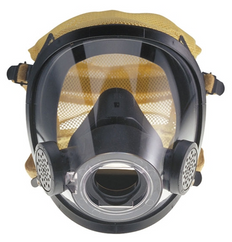 AV-3000 Facepiece | Reconditioned | Kevlar | Scott