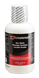 Eye Wash Cleaning Solution - 500 ml Bottle - Dynamic FAEW016