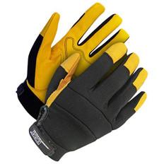 Mens Performance Goat Skin Gloves   BDG