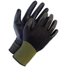 PU Coated Nylon KnitGripGloves - 12 Pkg - BDG Gloves 99-1-9802