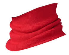 Winter Hat Liner & Neck Warmer - Windguard - Pioneer - 562 Red
