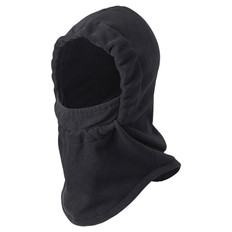 Single-Layer Micro Fleece Balaclava 1-Hole - Pioneer - Black 5503