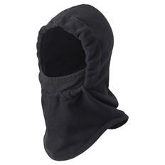 Single-Layer Micro Fleece Balaclava 1-Hole - Pioneer - Black 5503
