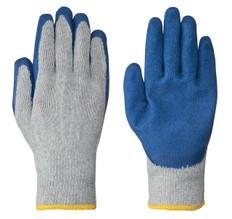 Charcoal Knit - Blue Latex Palm (12Pk)   Pioneer