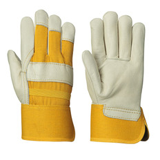 Fitter's Cowgrain Safety Glove - 12 Pkg - Pioneer - 531