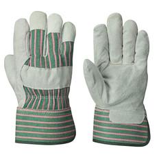 Fitter's Industrial Grade Cowsplit Safety Glove - 12 Pkg - Pioneer - 555
