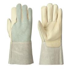 Welder'sCowgrain Leather Safety Glove - 12 Pkg - Pioneer - 5441