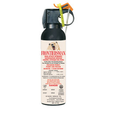Canadian Frontiersman Bear Spray -225g -Kodiak Wildlife CFBAD-01G