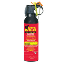 SABRE WILD Max Bear Spray - 225g - Kodiak Wildlife - SBAD-01X