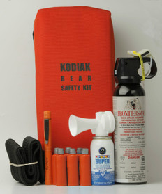 Professional Soft Shell Bear Safety Kit