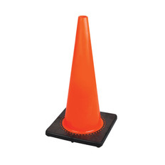 "Hi-Vis Premium Flexible Safety Cone - 28"" - Pioneer - 183P"