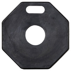 Base for Delineator Post - 11 lbs - Pioneer - 201
