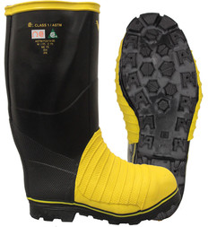 "Ultra-Flexible CSA ""Miner 49er"" Safety Boot Tall 16"" Viking - VW49T"