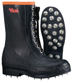 Lace-Up Spiked Forester Safety Boot Ultra Flexible Viking VW56