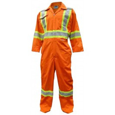 HV Tear-Resistant Safety Coverall | Viking