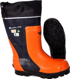 "VW58-3 ""Bushwhacker"" Winter Chainsaw Boot 