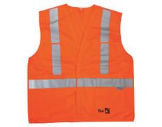 FR Hi-Vis Tear-Away Safety Vest - CSA, Class 2 - Viking - 6136FR