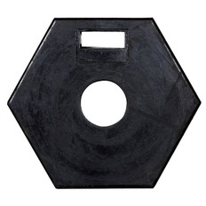 Base for Delineator Post - 13.2 lbs - Pioneer - 202