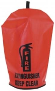 Fire Extinguisher Vinyl Cover (No window)- 10Lb, 20Lb,30Lb