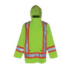 Viking Green Professional Arctic 300D Tri-zone Jacket