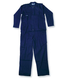 Cotton Safety Coverall, Big K Zipper