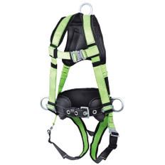 Hi-Vis PeakPro Harness & Positioning Belt - 3D, Class AP - FBH60110A1020