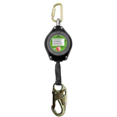 "18' Self Retracting Lifeline with 1"" Webbing - Type 2, Plastic Housing  - PeakWorks - SRL-40302-18"