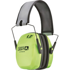 Foldable Leightening Hi-Vis Earmuffs - CSA - Howard Leight - SAO696