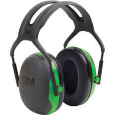 3M X1A Over-the-Head Earmuffs - CSA, Class A - Peltor - SEJ034