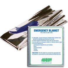 Rescue Foil Blankets - 5 Pkg - Zenith - SAY608