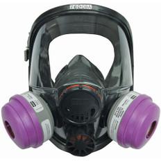 Full Mask Respirator - Facepiece - North 7600 Series - SM893