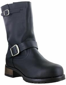 Vanessa Women's Premium Leather Safety Boot | Steel Toe, CSA | Mellow Walk