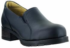 Vanessa Women's Leather Safety Dress Pump | Steel Toe, CSA | Mellow Walk