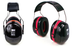 3M Optime Over-the-Head Earmuffs | Peltor