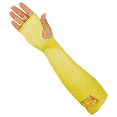 Cut-Resistant Kevlar Sleeves with Thumb Hole - 2 Pkg - Jomac Canada - SAL738/SAL740/SAL743