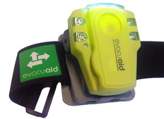 Emergency Evacuation Light-Beacon Bracelet - LED - Dynamic - FAEVACUAID