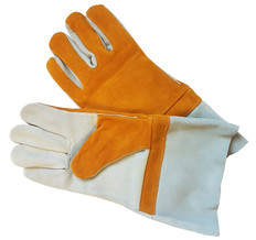Split Leather Welding Utility Safety Glove - Safety Supplies Canada - GHI-102