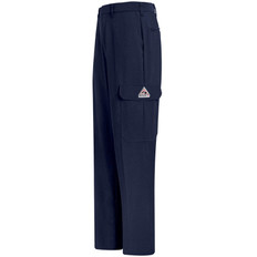 Fire Resistant CoolTouch II Cargo Safety Pant - FR, NFPA - Bulwark - PMU2NV