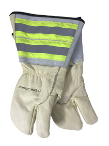 Insulated One Finger Linesman Glove | 3M Thinsulate | Protecting U