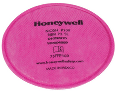 Pancake Filter | Low Profile P100 Filter | North by Honeywell