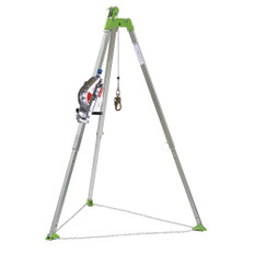 Confined Space Kit - Tripod, 3 Way 60' SRL and Bag